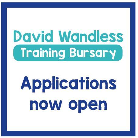 David wandless training bursary