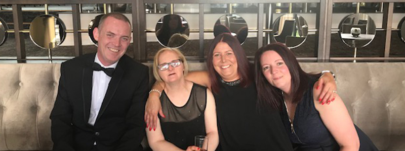National Learning Disability Awards Success