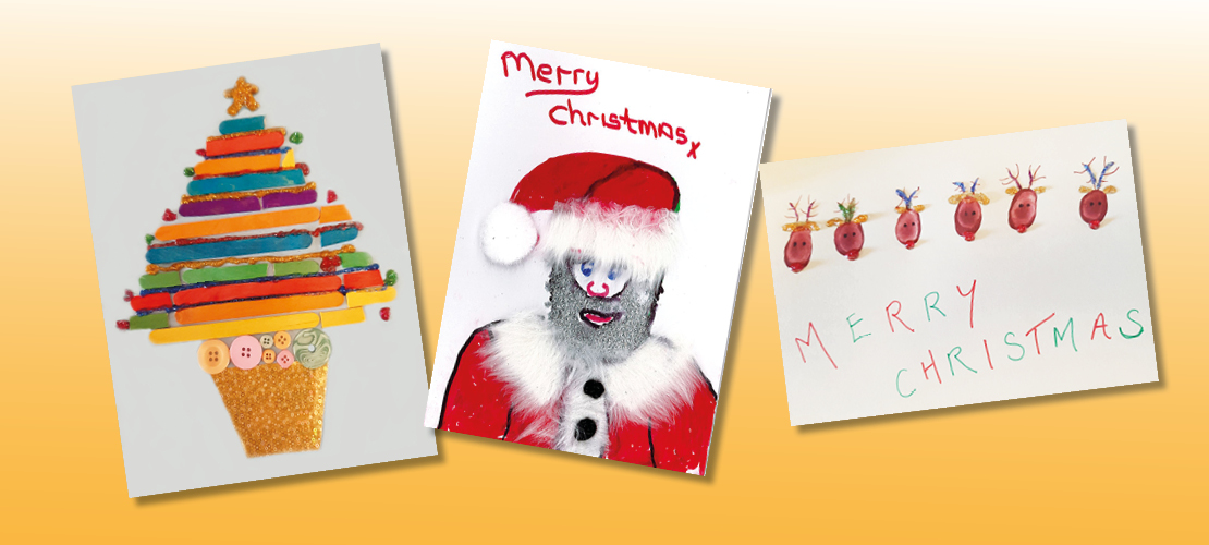 Greetings Card Competition Results 2019
