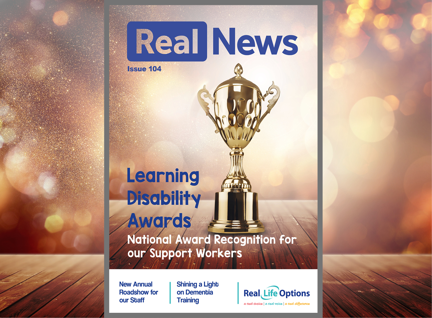 New EasyRead Real News – Issue 104