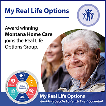 Montana Home Care Joins Real Life Options