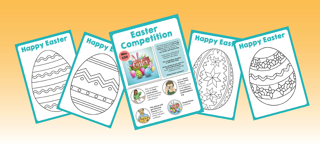 National Easter Competition!