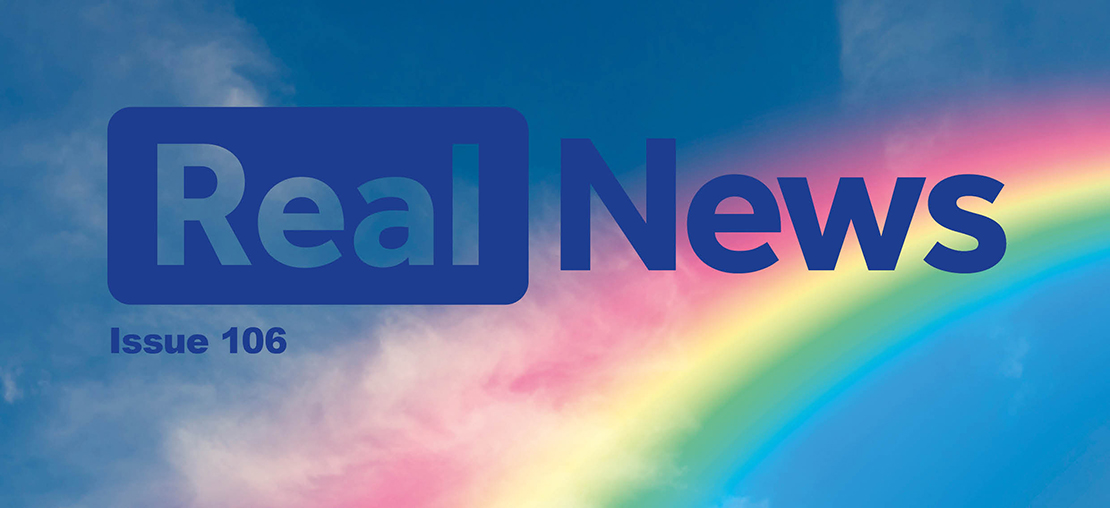 Real News Magazine Issue 106