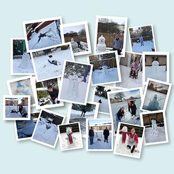 Snow Day Fun Across The UK