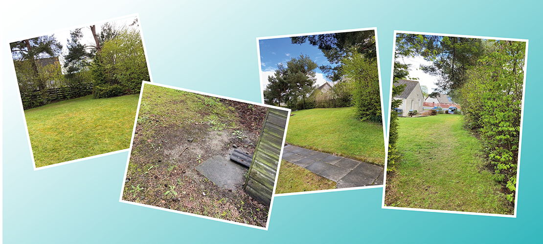 Plans Underway for Inverurie Garden Makeover