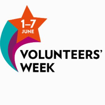 Celebrating National Volunteers Week 2021